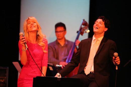 Alvas Dec12 Lauren and Jonathan Karrant.