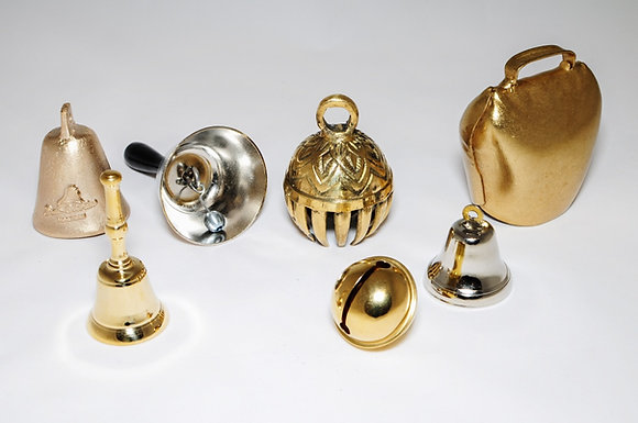 Serija sedmih različnih zvončkov