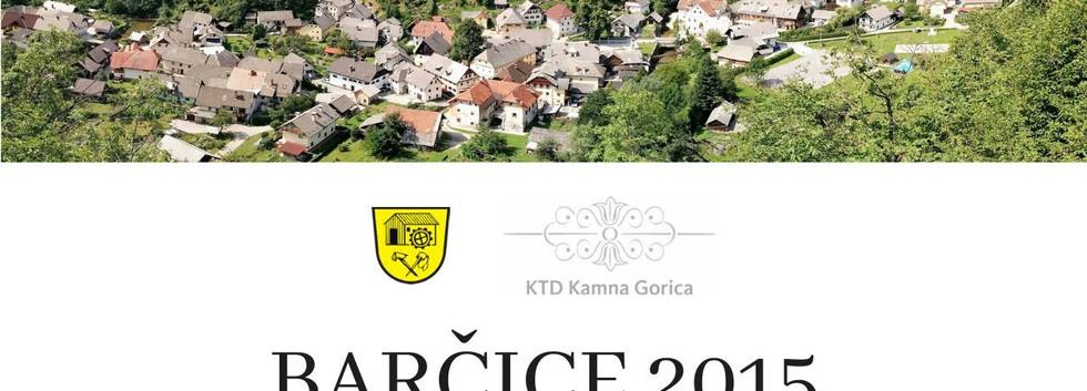 Barčice 2015