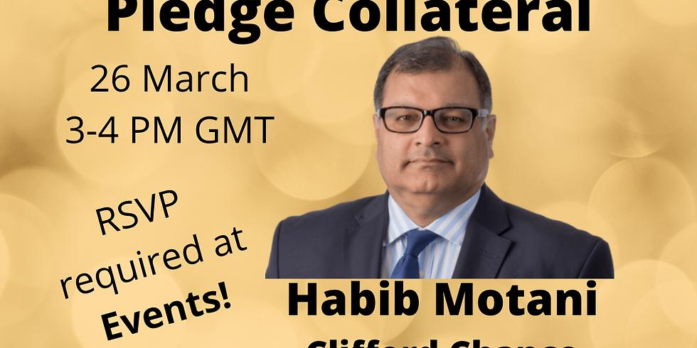 March Tutorial - Pledge Collateral - Habib Motani