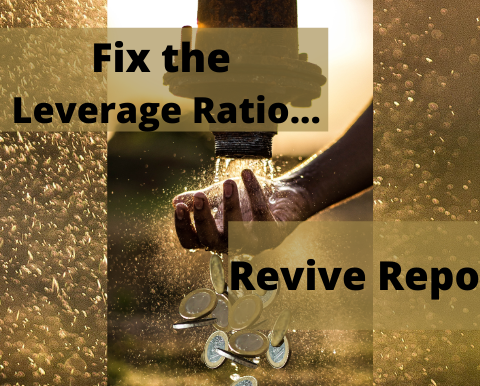Fix the Leverage Ratio, Revive Repo