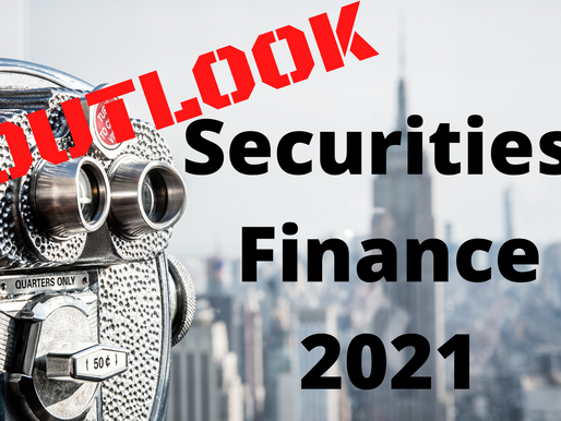 Securities Finance 2021 Outlook