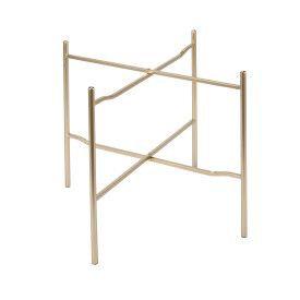 Short Ht Lrg Rnd Tray Table Leg