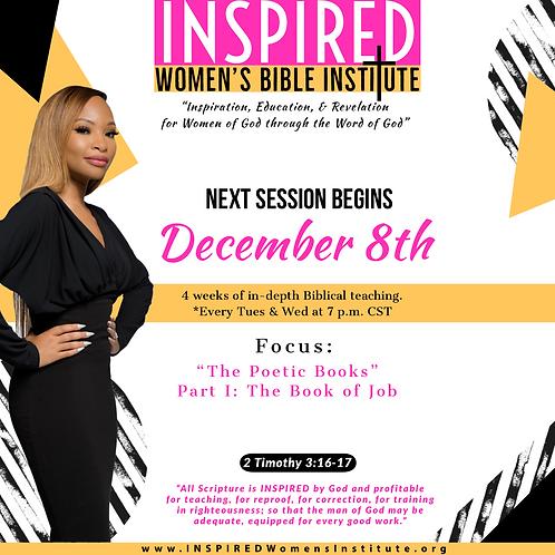 INSPIRED Women's Bible Institute