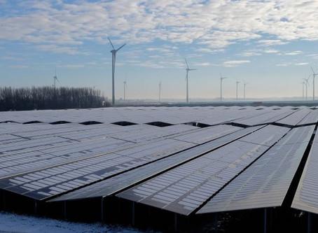 East West Solar Racking