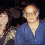 Mahesh Bhatt and Kiran Bhatt