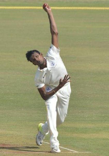 T Natarajan Tamil Nadu bowler