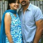 Poonam Kaur with her Boyfriend