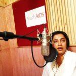 Suhasini As A Singer