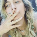 Paris Jackson Smoking