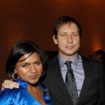 Mindy Kaling and Benjamin