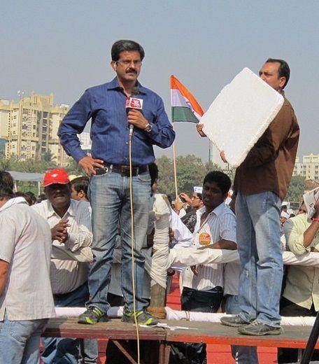 News Presenter Sumit Awasthi