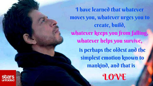 SRK Inspirational Quote 2