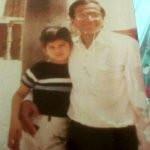 ankur-nayyar-childhood-with-his-father