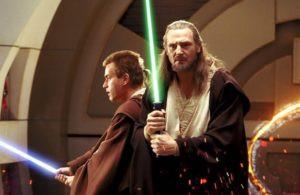 Liam Nesson in Star Wars