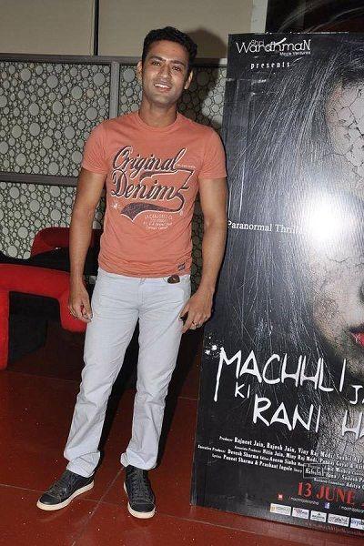 Actor Bhanu Uday
