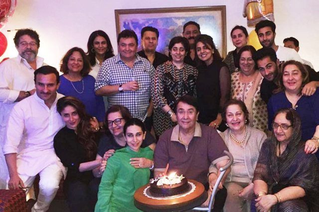 The Kapoor Family