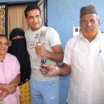 Yusuf Pathan family