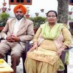 Gurjit Singh parents
