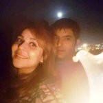 Kapil Sharma with Ginni Chatrath