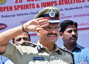 V C Sajjanar (IPS) Age, Wife, Family, Biography & More