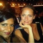 Mindy Kaling and Brenda