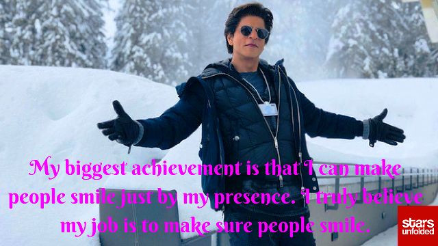 SRK Inspirational Quote 11