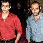 Sakshi Khanna half-brother Akshaye Khanna and Rahul Khanna