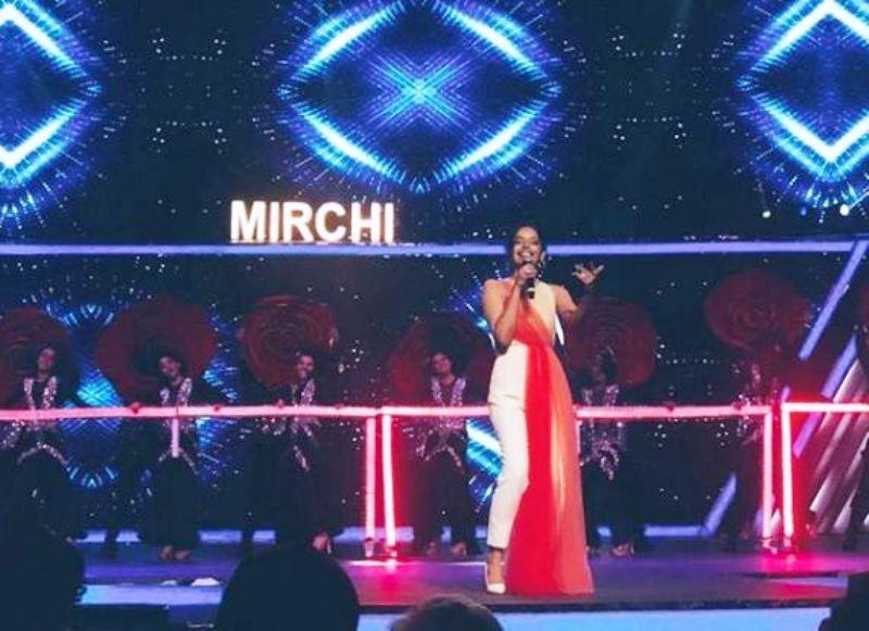 Lisa Mishra Performing Live