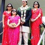 rajesh-hamal-with-his-sisters
