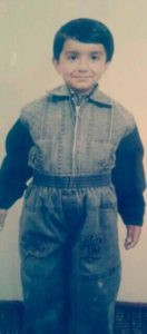 Mr.MnV- Childhood Picture