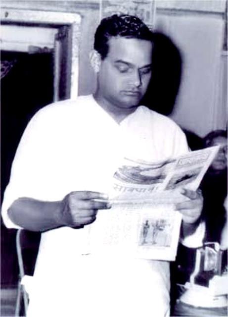 Atal Bihari Vajpayee in His Younger Days