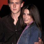 Sandra Bullock with Ryan Gosling