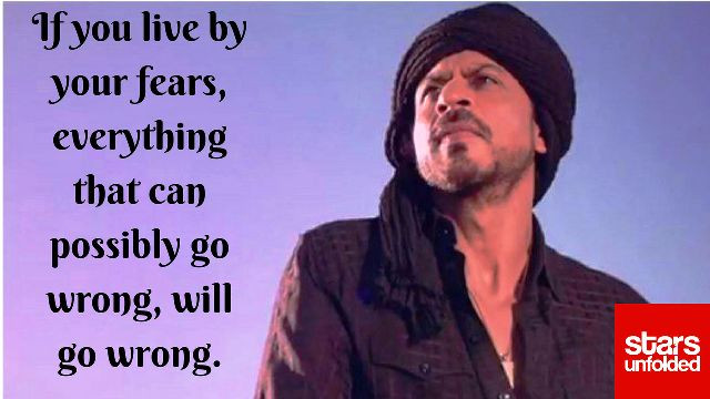 SRK Inspirational Quote 20