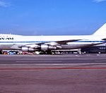 Aircraft involved in Pan Am 73 hijacking spotted at Hamburg Airport in January 1985