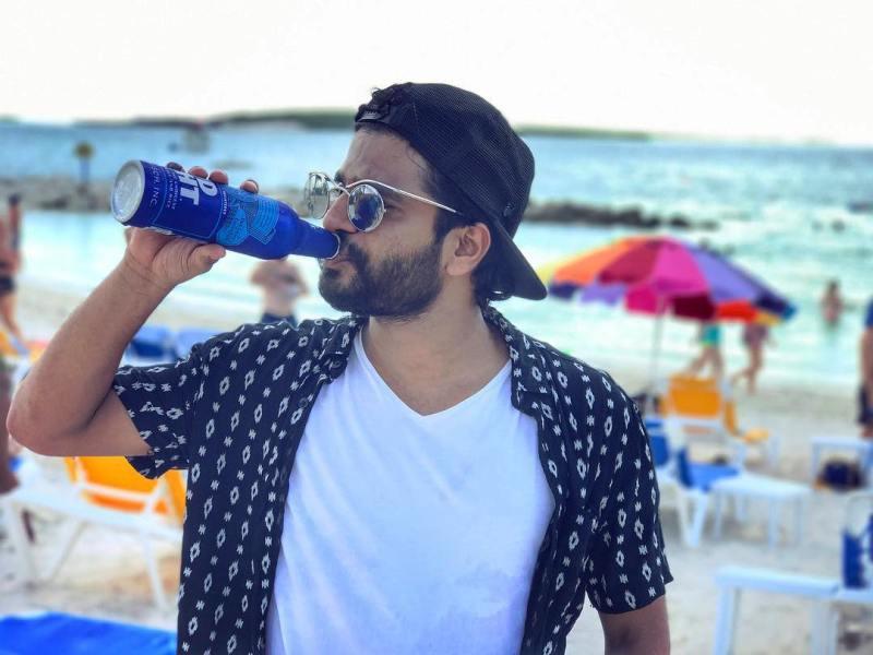 Neeraj Madhav on His Vacation