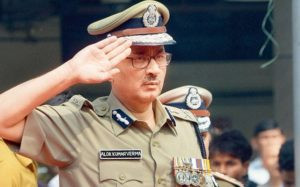 Alok Verma as the new Delhi Police Commissioner