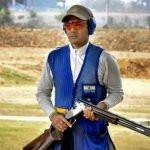 Naveen Jindal Skeet Shooting