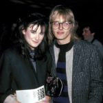 Demi Moore with her husband Freddy Moore