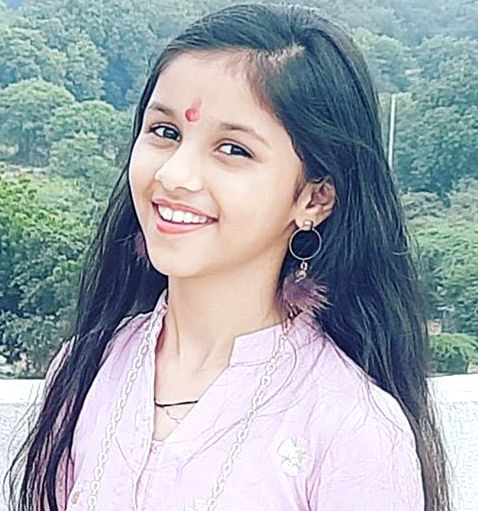 Kreshaa Sanjay Shah