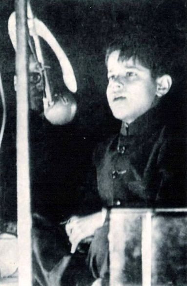 Anup Jalota childhood picture