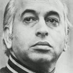 Benazir Bhutto's father
