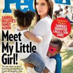 Sandra Bullock on People magazine