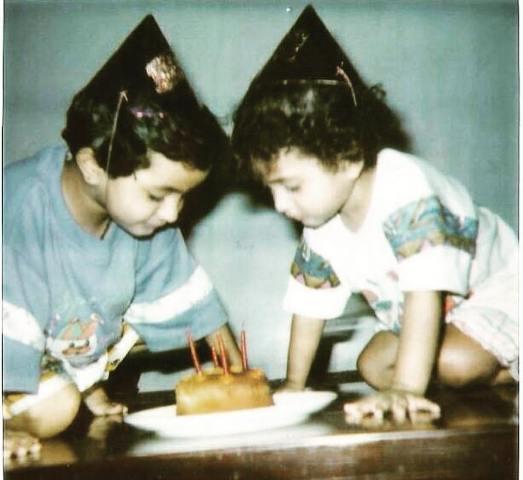 Jannabi Das' childhood picture