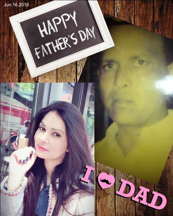 Aabha Paul's Father