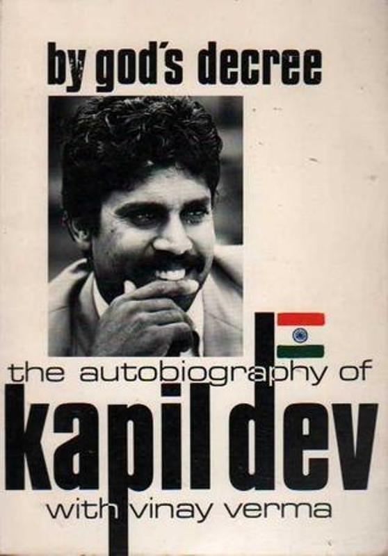 Kapil Dev's Autobiography