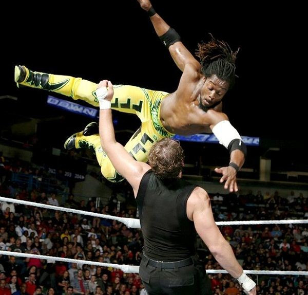 Kofi Kingston wrestler