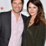 Mark Duplass With His Wife Katie Aselton