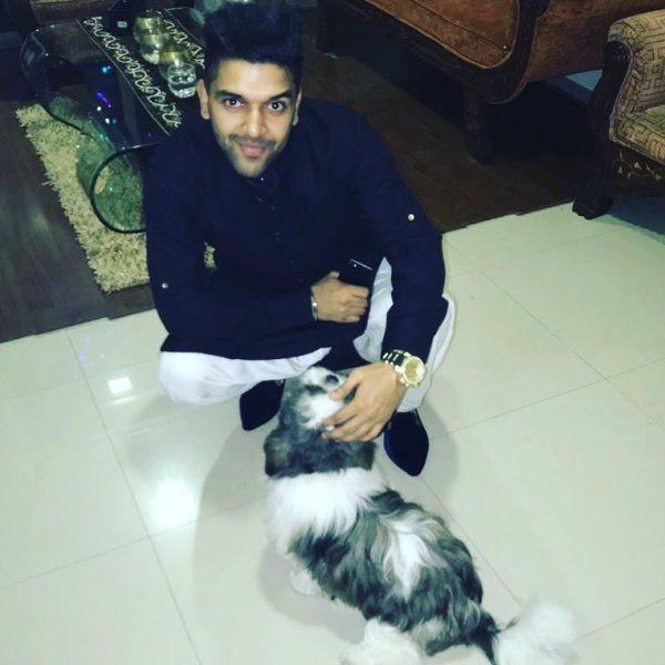 Guru Randhawa loves animals