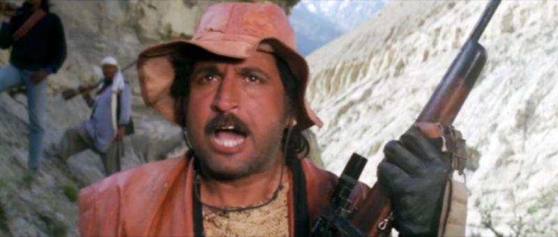 Kiran Kumar In Khuda Gawah